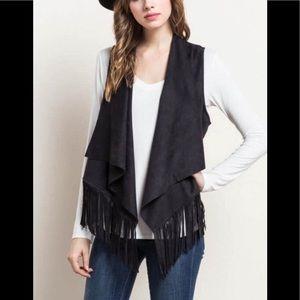 Jackets & Blazers - 🆕super soft faux suede vest